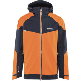 Regatta Oklahoma IV Jacket Herren navy/blaze orange